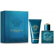Versace - Eros Eau de Toilette Set pentru barbati