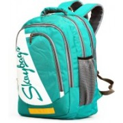 Zyan 30L Backpacks For Travelling & School Bags 30 L Laptop Backpack(Green)