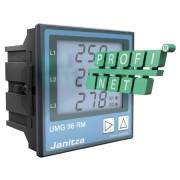 UMG 96RM-PN #5222090 - Netzanalysator 90-277VAC, 90-250VDC UMG 96RM-PN #5222090