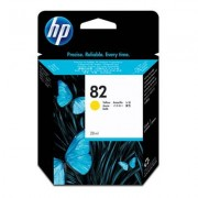 HP Ink jet HP 82 CH568A giallo 28 ml