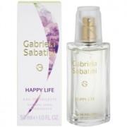 Gabriela Sabatini Happy Life eau de toilette para mujer 30 ml