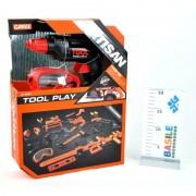 Distributori giocattoli set trapano a frizione con accessori a3888/ky1068-111c