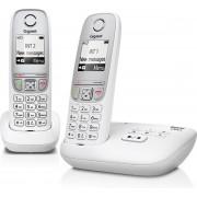 Gigaset A415A - Duo DECT telefoon met antwoordapparaat - Wit