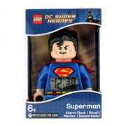 LEGO Super Heroes, Ceas cu alarma - Superman