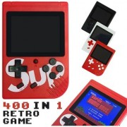 SUP Gameboy Console Handheld Pocket Portable Game Boy 400 in 1 Games Mini Console Retro Gamepad Retro Game for Kids