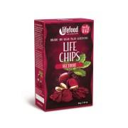 Life Chips din sfecla rosie raw bio 40g