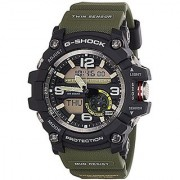 G-Shock Analog-Digital Black Dial Mens Watch - Gg-1000-1A3Dr (G662)
