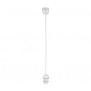 GLOBO A1 - Lampa suspendata SUSPENSION 1xE27/60W