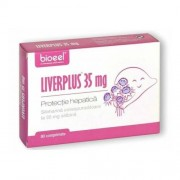 Bioeel Liverplus 70mg, 80 db tabletta