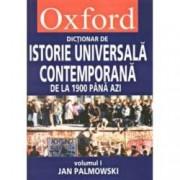 Oxford. dictionar de istorie universala contemporana 2 Vol.