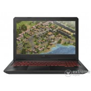 Laptop Asus TUF Gaming FX504GD-DM801, negru, layout tastura HU