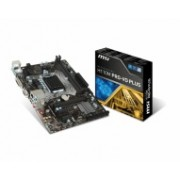 Tarjeta Madre MSI micro ATX H110M Pro-VD Plus, S-1151, Intel H110, USB 3.0, 32GB DDR4, para Intel