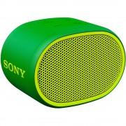 Sony SRS-XB01 Bluetooth zvučnik aux, vodootporan zelena