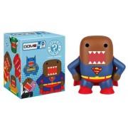 "Domo Superman Classic: ~2.5"" Funko Mystery Minis x Domo x DC Universe Vinyl Mini-Figure Series [RARE]"