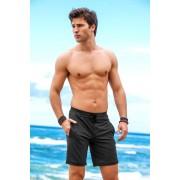Sauvage Workout Surf Shorts Black