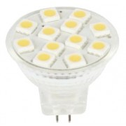 LED G4/MR11-spot - 12SMD