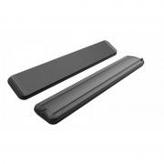 ecoheat HeatBAR Infrarot-Dunkelstrahler (Farbe: Schwarz, Leistung: 1500 Watt)