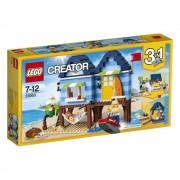 LEGO Creator 3 in 1, Casa de pe plaja 31063