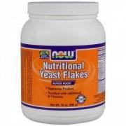 Хранителна добавка 284 грама - Nutritional Yeast Flakes - NOW FOODS, NF2455