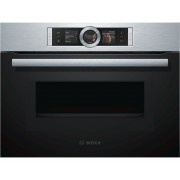 Bosch Serie 8 CMG676BS1 Ovens - Roestvrijstaal