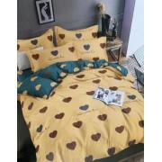 Lenjerie de pat 6 piese din Finet Gros-GR6N 529