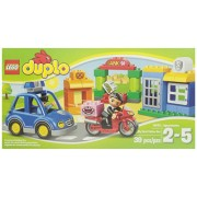 DUPLO LEGO Ville 10532 My First Police Set