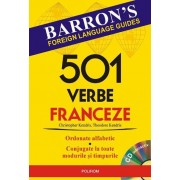 501 verbe franceze (Contine CD)