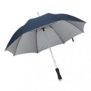 Umbrela Joker Navy Silver