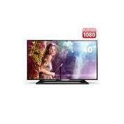 TV LED 40 Full HD Philips 40PFG5000/78 com Perfect Motion Rate 120Hz, Digital Crystal Clear, Entradas HDMI e Entrada USB