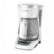 Black & Decker 341PEWEEX7YU Personal Coffee Maker(White)
