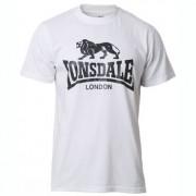 Camiseta Lonsdale blanca promocion