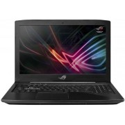 "Laptop Gaming ASUS ROG GL503VD-ED032 (Procesor Intel® Core™ i7-7700HQ (6M Cache, up to 3.80 GHz), 15.6""FHD, 16GB, 1TB HDD @5400RPM, nVidia GeForce GTX 1050 @4GB, Wireless AC, Tastatura iluminata, Negru)"