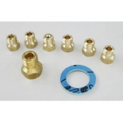 MEIRELES Kit de inyectores de gas natural MEIRELES K000001