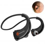 Auscultadores Intra-Auriculares Desportivos Bluetooth TaoTronics TT-BH09 - Preto