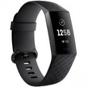 Смарт часовник Fitbit Charge 3 Graphite Black, FB409GMBK-EU