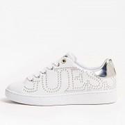 Guess Scarpe Donna Sneakers Bianche con Borchie Linea Razz