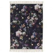 Essenza Vloerkleed Fleur Nightblue-60 x 90 cm