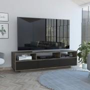 Mesa De TV Lucka TuHome Wengue+Siena