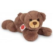 Hermann Teddy Knuffel Teddybeer Liggend Chocoladebruin