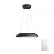 Philips Hue White Ambiance Amaze Candeeiro de Teto LED Preto com Comando