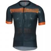 Castelli Climbers 2.0 Jersey - Midnight Navy/Orange - XXL - Navy/Orange