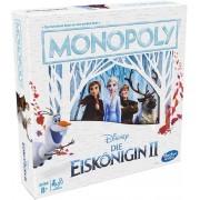 Die Eiskönigin 2 - Monopoly Brettspiel-multicolor - Offizieller & Lizenzierter Fanartikel Onesize Unisex