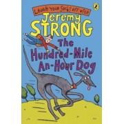 Hundred-Mile-An-Hour Dog (Book & CD), Paperback