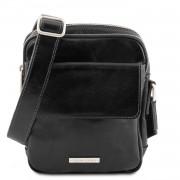 Италианска чанта от естествена кожа Larry
