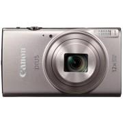 Aparat Foto Digital Canon IXUS 285HS, 20.2 MP, Filmare Full HD, Zoom optic 12x (Argintiu)