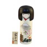 Japonská panenka Kokeshi Fuji 18 cm