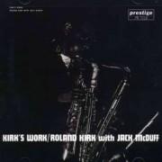 Roland Kirk - Kirk's Work= Remastered= (0888072301610) (1 CD)