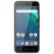 Смартфон HTC U11 Life Ocean (3/32GB), 5.2 инча FHD, Octa-core 2.2 GHz Cortex-A53, 3GB RAM, Android 8.0 (Oreo), Черен, 99HAMV009-00
