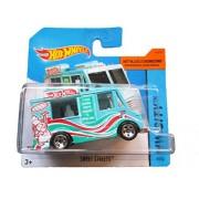 Hot Wheels 2014 Hw City 9/250 Sweet Streets On Short Card