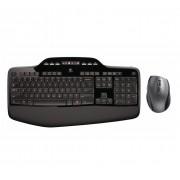 Logitech Wireless Desktop MK710 US Int'l EER layout Безжична Клавиатура и Лазерна Мишка